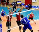 Очередные туры Чемпионата города по волейболу